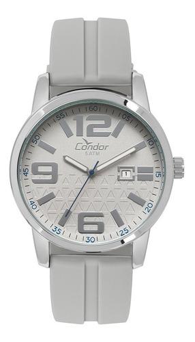 Relógio Masculino Condor Co2115kum/k2c Kit Carteira