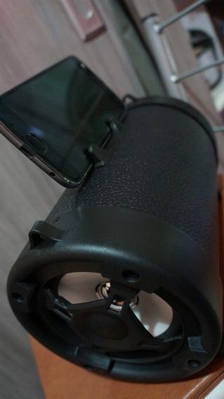 Caixa De Som Canhão Bluetooth Mp3 Para Celular Super Pratico!
