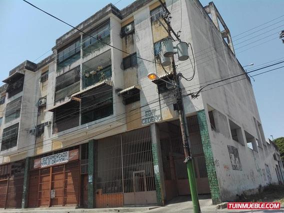 Apartamento Ubicado En La Cedeño, Guacara. (gua-134)