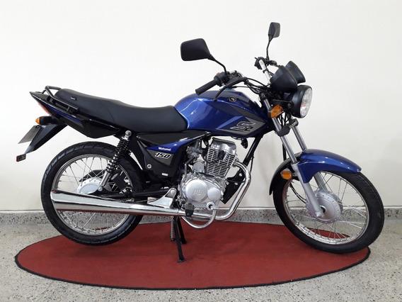 Cg 150 Serie 2 Motomel S2 Ruggeri Motos