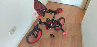 Bicicleta Star Wars Rodado 14, Marca Huffy