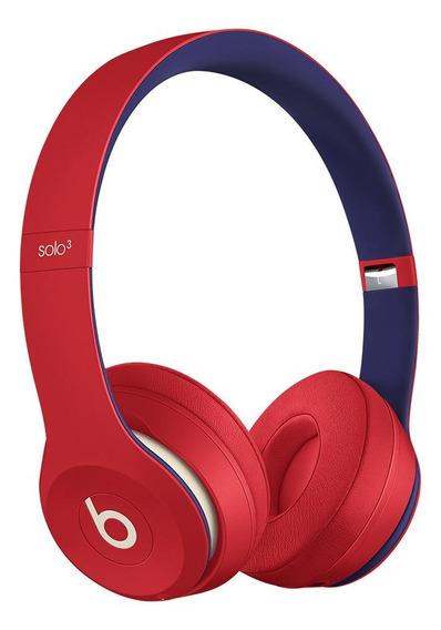 Audífonos inalámbricos Beats Solo³ Wireless club red