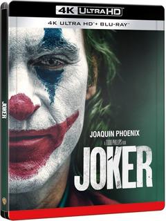 The Joker: 4k Ultra Hd + Blu-ray / Original / Preventa