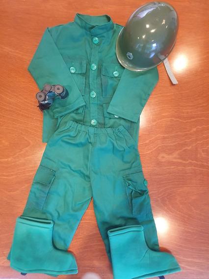 Disfraz De Soldadito De Toy Story | 3 A 4 Años | Soldado