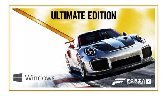 Forza Motorsport 7 Suprema Edition Pc - Ultimate Edition