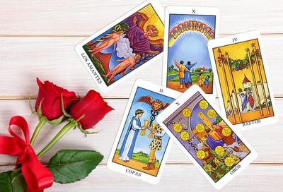 Vidente Natural, Tarot, 1 Preg Gratis De Amor