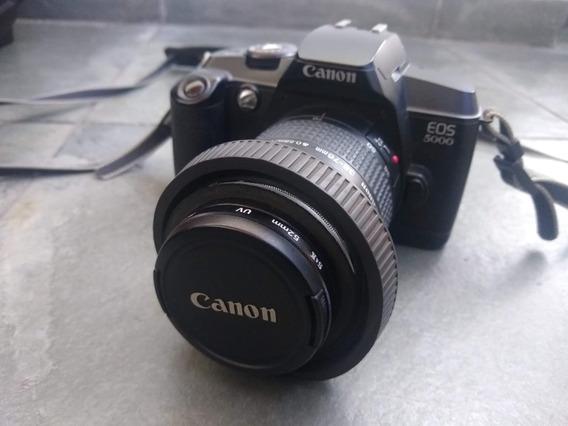 Camera Analógica Canon Eos 5000