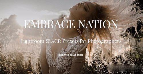 Sugar&lace Studio - Embrace Lightroom Presets