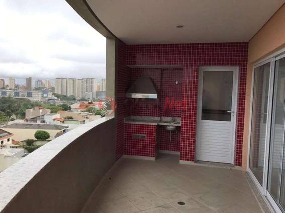 Excelente Apartamento Para Locação No Bairro Vila Assunção Em Santo André - 5803