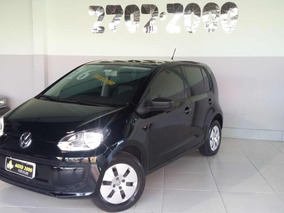 Volkswagen Up! 1.0 Take 5p 2016 Completo 1.0 Preto Único Don