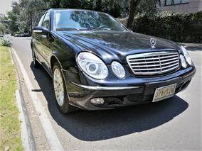 Mercedes-benz Clase E500 2004 Blindado