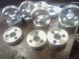 Engranaje Para Motor Eleva Vidrio Chery X1, Arauca Y Turpial