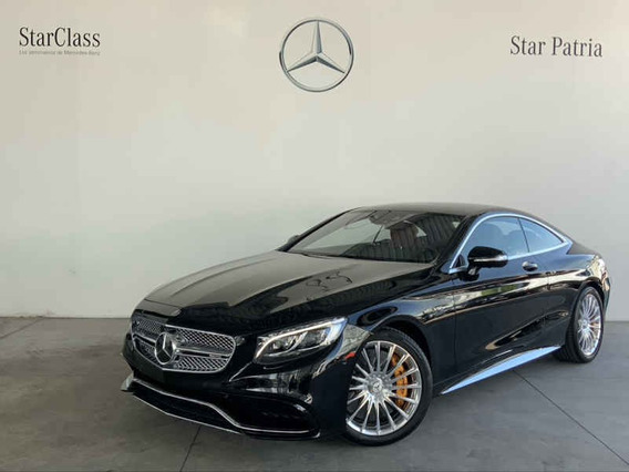 Star Patria Mercedes-benz Clase S 65 Amg Coupe V12/6.0/t