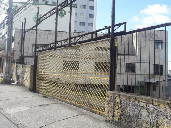 Terreno Para Alugar, 340 M² - Centro - Guarulhos/sp - Te0408
