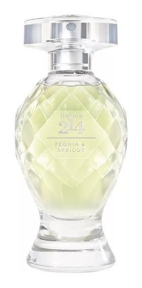 Botica 214 Eau De Parfum Peônia & Apricot 75 Ml O Boticário