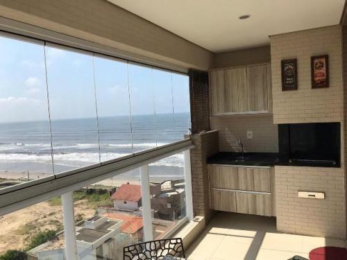 Apartamento Em Resort No Centro De Itanhaém - 6633 | P.c.x