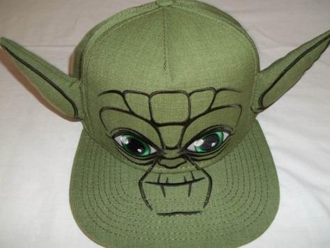 Gorra Star Wars El Yoda - Original -