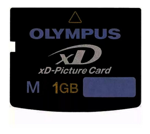 Imagen 1 de 4 de Memoria Xd 1gb Olympus Original Blister E7040