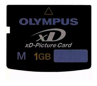 Memoria Xd 1gb Olympus Original Blister E7040