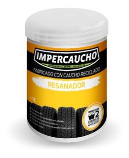 Impercaucho Resanador Caucho Reciclado 750 Ml