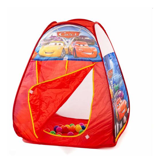 Carpa Infantil De Cars Cod. 333a-115