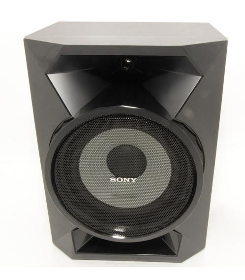 Caixa Som Micro System Sony Mhc-ecl77bt Mod. Ss-ecl77bt 3ohm