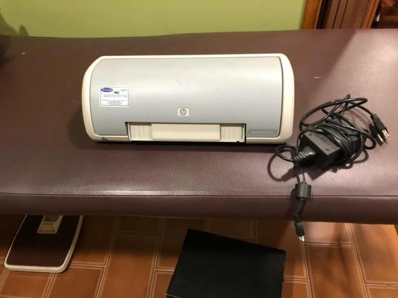 Impresora Hp Deskjet 3535, Sin Cartuchos, Poco Uso