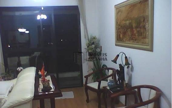 Apartamento Residencial À Venda, Jardim Da Campina, São Paulo. - Ap0144