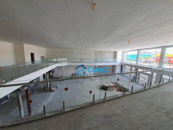 Galpão Para Alugar, 850 M² Por R$ 28.000/mês - Brás - São Paulo/sp - Ga0356