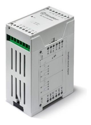 Kit C 5 Rele Finder Rr1491250000 Rapido 4 Cont Reversiveis