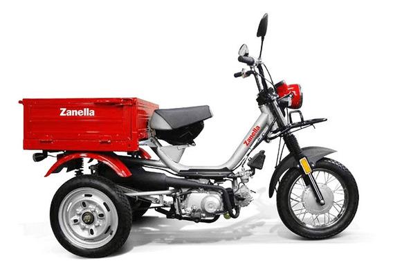 Zanella Tricargo 110 4t 0 Km - Zeta Motos