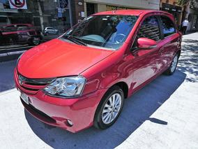 Toyota Etios 1.5 Xls 2014 Carps