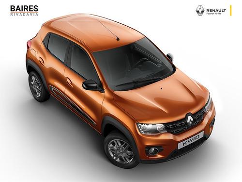 Renault Kwid Zen 2021 0km Contado/financiado/permuta