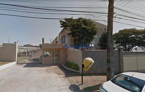 Apartamento À Venda, 55 M² Por R$ 180.000,00 - Jardim Nações Unidas - Londrina/pr - Ap1044