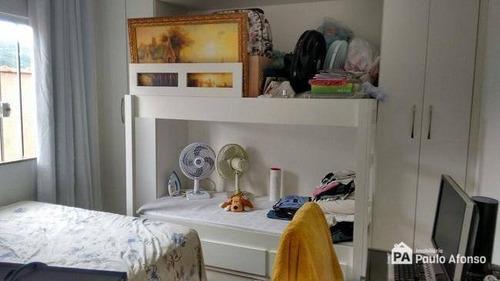 Casa Com 2 Dormitórios À Venda, 120 M² Por R$ 550.000,00 - Monte Verde - Poços De Caldas/mg - Ca1081
