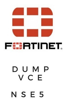 Fortinet Nse5 Dump Vce