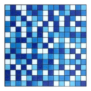 Mezcla De Mosaico Veneciano Malibu/1.07m2/ver Descripción