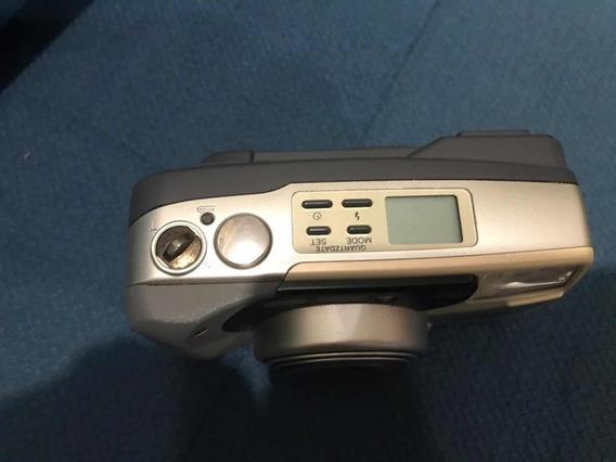 Máquina Fotográfica Olympus Accura Zoom-160 Usada