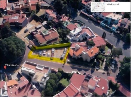 Terreno En Venta En Villa De Las Palmas Huixquiluc En Villa Escorial