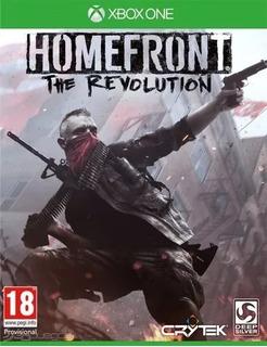 Juego Homefront The Revolution Xbox One Fisico Nuevo