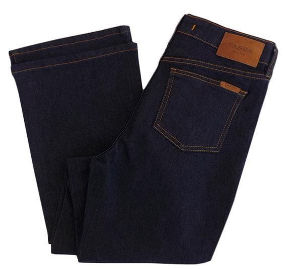 Calça Feminina Tassa, Jeans Boot Cut Feminino 3634.1am
