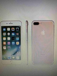 iPhone 7 Plus Rosa 16gb Em Ótimo Estado