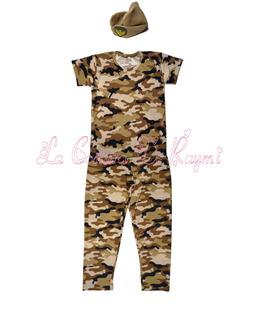 Disfraz De Militar Unisex, La Costura De Raymi.