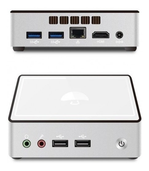 Mini Pc M1203 Intel Core I5 4200u 8gb Ssd 120gb Hdmi Usb 3.0
