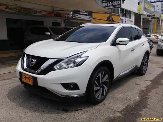 Nissan Murano At 3500cc 4x4