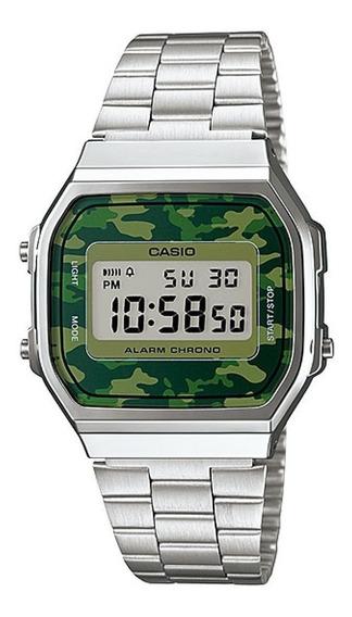 Relógio Unissex Casio Vintage Digital A168wec-3df