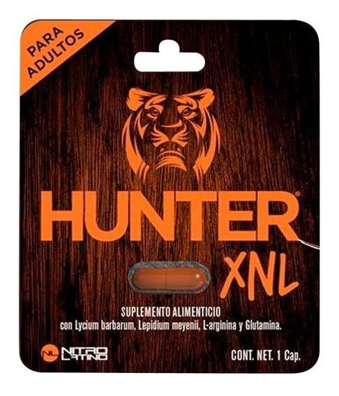 Suplemento Alimenticio Mejora Rendimiento Xnl Hunter