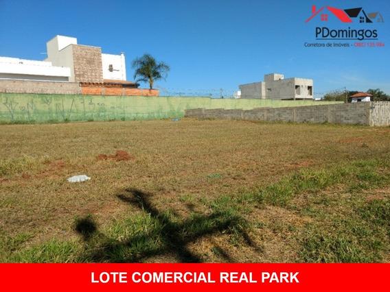 Terreno Comercial À Venda No Condomínio Real Park, Em Sumaré - Sp!!! - Te00132 - 2265781