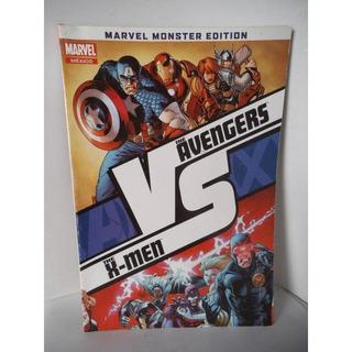 Avengers Vs X-men Monster Edition Televisa
