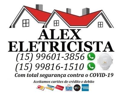 Alex Eletricista Residencial